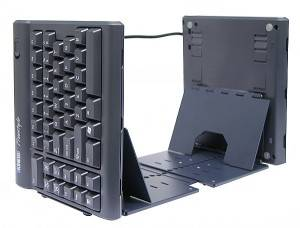 Kinesis Freestyle keyboard with Ascent kit