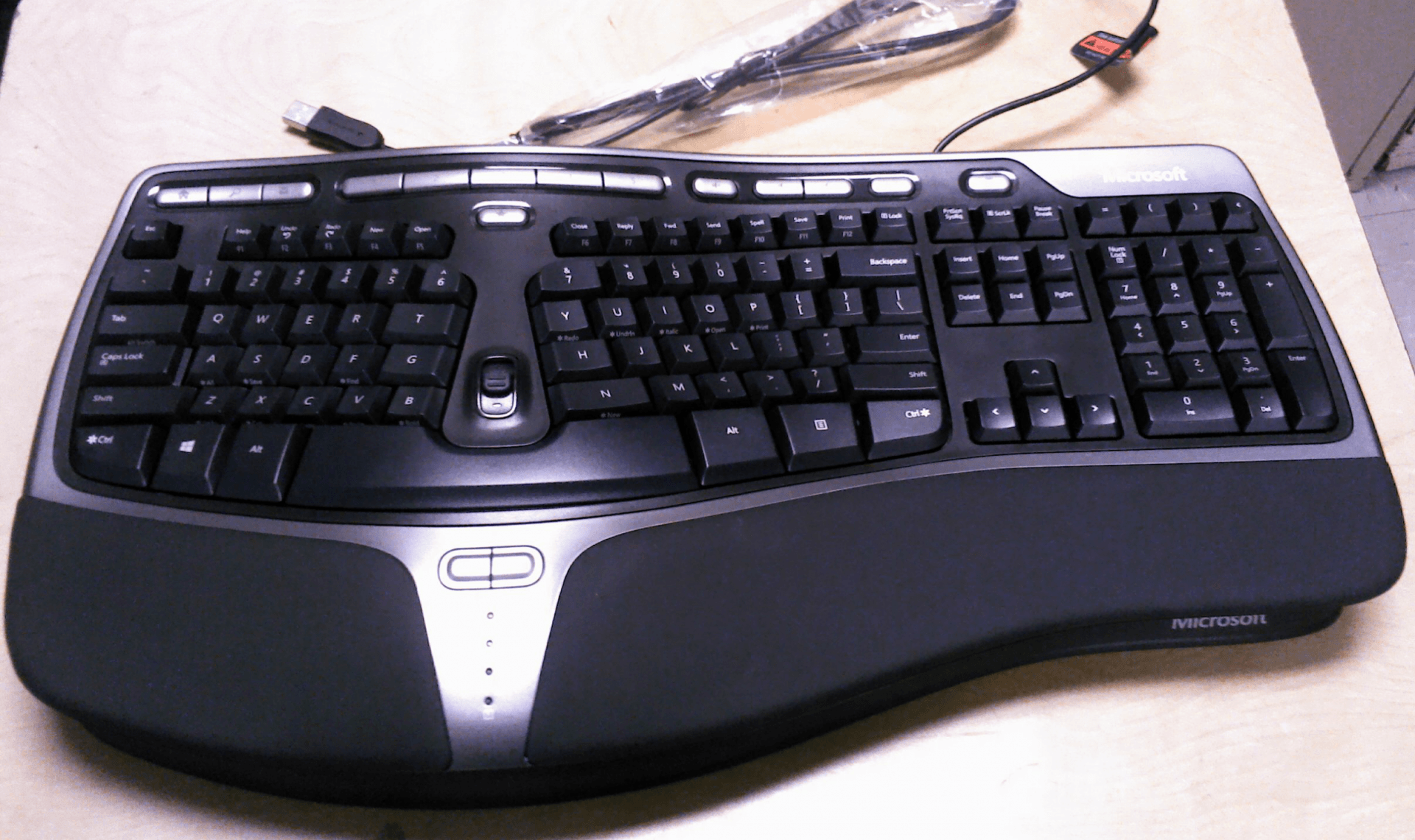 Microsoft Natural Ergonomic  Review