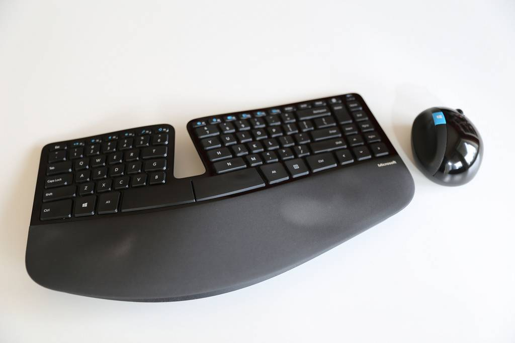 Share mouse key