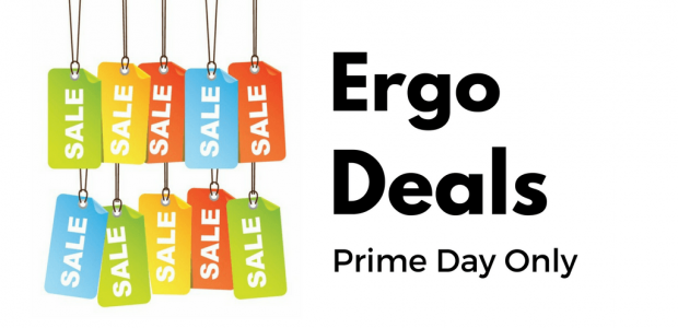 ergonomic deals amazon prime day