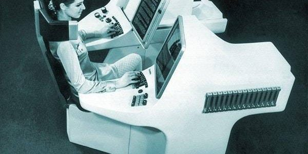 german ergonomic keyboard 1969