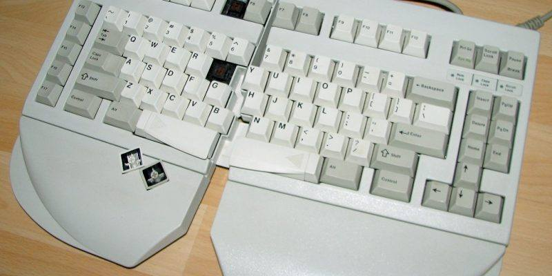 Cherry G80-5000 Ergoplus keyboard