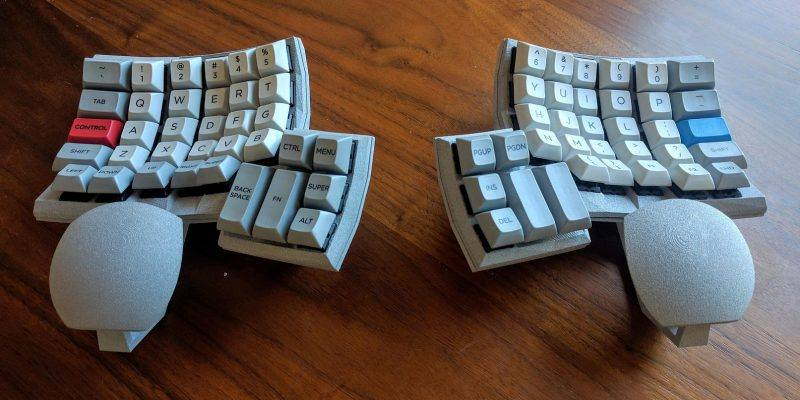 Best Ergonomic Mechanical Keyboards In The World 2018