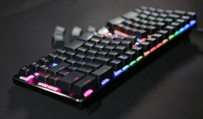 x-bows keyboard review