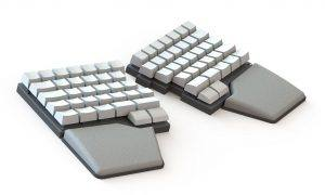 Shortcut Raise Ergonomic Keyboard