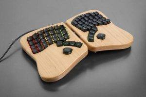 Keyboardio Model 01 Keyboard